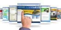 Website dan konten