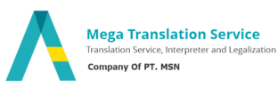 logo 2 mega translation service