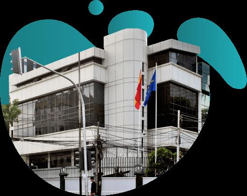 Legalisasi di Kedutaan spanyol